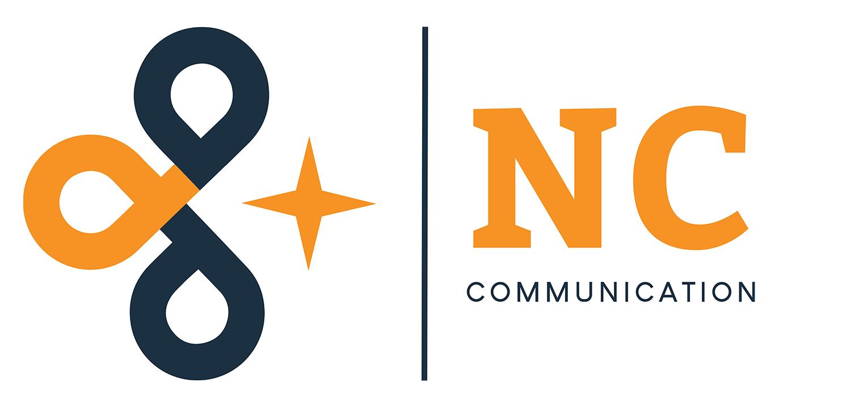 Logo NC Communication | Savoie, Isère